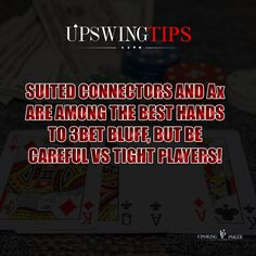 Is that guy on your right raising WAY too much preflop? Punish him! #poker #tips #pokertips #texas #holdem #texasholdem #pokernight #night #chips #pokerchips #pokerstrategy #strategy #how #to #play #hands #night #gards #gamble #gambling #vegas #lasvegas #casino #upswing