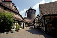 Nuremberg Handwerkhof - Beside the Train Station is a small crafting village with high quality goods that are outside the usual Christmas Market fair.