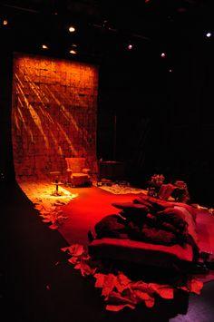 Architruc-Williamstown Theatre Festival by David Valentino, via Behance