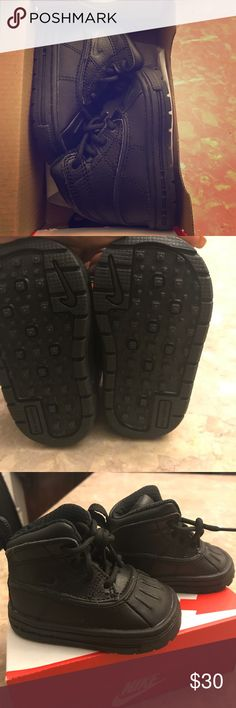 Brand new Infant Nike boots Brand new Infant Nike boots Nike Shoes Boots