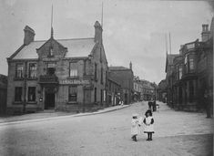 Horsforth Town Street Leeds Pubs, Leeds City, Welcome To Yorkshire, West Yorkshire, My Town, Old Pictures, Historical Photos, Great Britain, Past