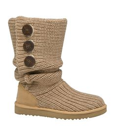 UGG® Australia Women's Classic Cardy Sweater Boots