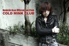 """浅井健一FC""""COLD MINK CLUB"""""""