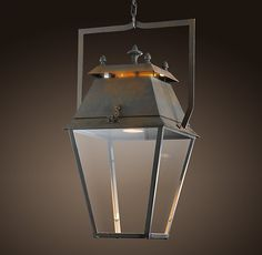 $429 ~ Stockholm Pendant @ Restoration Hardware   ~ 60W bulb ~ wonder if I could use a brighter LED?