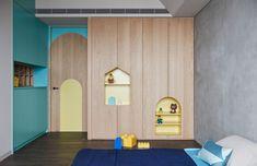 Просторная квартира для молодой семьи в Тайване от HAO (Интернет-журнал ETODAY)