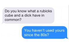 31 Women Who Gave Flawless Responses To Bad Flirtatious Texts (Slide #24) - Offbeat