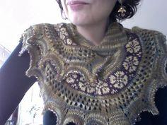 Ravelry: Kerchief pattern by Kieran Foley