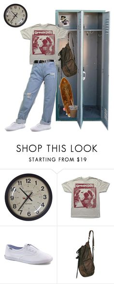 """""""whatsername"""" by kampow ❤ liked on Polyvore featuring Keds, Polaroid, indie, Punk, grunge and aesthetic"""