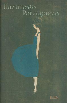1921 - Ilustração Portuguesa by Lena