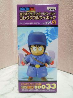 NEW Dragon Ball Vol.5 033 World Collectable Kid Son Gokou Figure