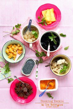Mix Fruit Ice Ingredients | Ira. R