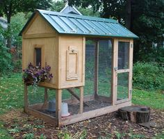 chicken coop pics | Tips On How To Build Your Own Chicken Coop From Upcycled Materials