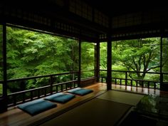 This is Rurikou-in temple, Kyoto