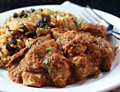 Recipe for slow cooker chicken in peanut and chile sauce - The Perfect Pantry®
