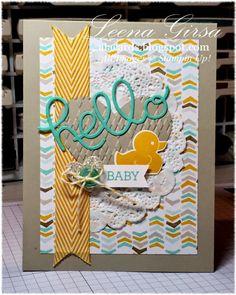 A La Cards: Hello Baby!