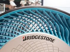 Out with the air: Bridgestone shows off tires you never have to inflate - CNET