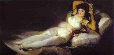La maja vestida es una pintura del pintor español Francisco de Goya entre 1798 y 1805.