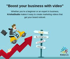KrishaStudio is a creative video production company specializing in animated explainer video production for a startup to enterprise businesses. Enterprise Business, Motion Video, Creative Video, Video Production, Made Video, Start Up Business, Animated Gif, You Got This, Bond
