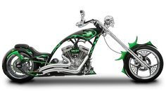 Orange County Choppers - #OCC - Monster Golf Bike