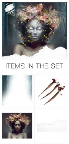 """Stone Facade"" by kioriknight ❤ liked on Polyvore featuring art"