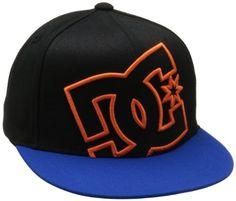 DC Apparel - Kids Boys 2-7 Ya Heard 2-KD Hat, Black/Skydiver, One Size DC http://www.amazon.com/dp/B00HR0S9QS/ref=cm_sw_r_pi_dp_PNh0tb1FR3PF2CGP