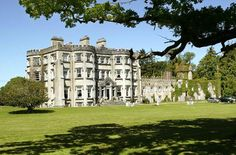 HAunted Irish hotels