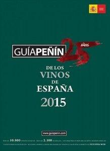 Portada de #GuíaPeñín de los #vinos de España 2015