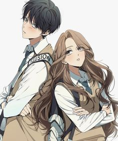 anime couples wallpaper anime couples cosplay anime couples dress up anime couple maker anime couple - El Universo del Manga Anime Couples Hugging, Anime Couples Drawings, Anime Couples Manga, Couple Hugging, Anime Couple Love, Manga Couple, Couple Art, Anime Cosplay, Kawaii Anime