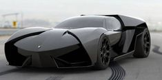 Lamborghini Ankonian Concept  (like champagne on a beer budget)... LOL.   Still - when I am feeling like a super hero - this would be my car!