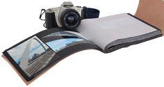 Ein Ort für die schönsten Erinnerungen. Um Deinen Erlebnissen vom letzten Urlaub den passenden Rahmen zu geben, empfehlen wir Dir dieses Fotoalbum. Der aus Rindsleder gehaltene Einband ermöglicht Dir auf 76 Seiten, Deine tollsten Abenteuer wieder lebendig werden zu lassen - Lederbuch - Ledereinband - Gusti Leder - P57