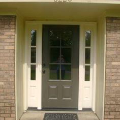 Exterior Door Threshold Plate | http://thefallguyediting.com ...