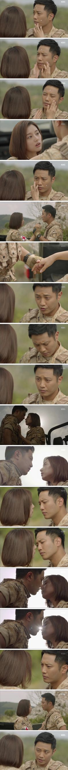 Descendants of the Sun (태양의 후예) Korean - Drama - Episode 10 - Picture @ HanCinema :: The Korean Movie and Drama Database
