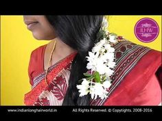 ILHW Real Life Rapunzel Deepa New Hindu Year Hairstyling Promo - YouTube