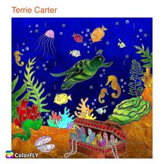Weekly New Picture #treasure in the #sea from our talented artist  ----------------- Let more people see your masterpiece   Tag/DM me or #colorfly #colorflyapp #colorflyart to spread your art. ----------------- #freeapp #coloringapp #pigmentapp #adultcoloringapp #coloring #coloringbook #coloringbookforadults #coloringbooks #coloringpages#coloringtime #adultcoloring #stressfree #stressrelief #colorfy #colorfyapp #picoftheday #recolor #fun #colortherapyapp #art #love #塗り絵 #ぬりえ #painting #cute