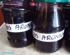 Sos aroniowy na słodko i na słono