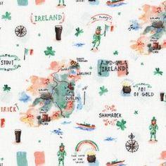 Dear Stella House Designer - Luck of The Irish - Luck of The Irish in Multi