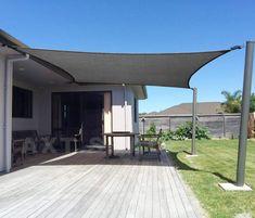 Patio Design, Garden Design, Garden Sail, Sun Sail Shade, Awning Canopy, Patio Shade, Patio Sun Shades, Parasols, Pergola Attached To House