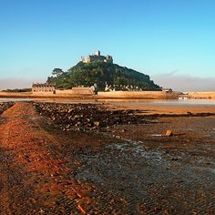 """""""A SUMMER'S MORNING AT ST MICHAEL'S MOUNT"""""""