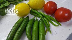 Ege Usulü Enfes Patates Salatası