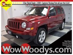 2015 Jeep Patriot Fo