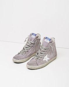 Golden Goose | Francy High-Top Sneaker | La Garçonne