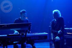 MAGE MUSIC: 2007 John Paul Jones, Jimmy Page, Shepperton Studio rehearsal (Ross Halfin Photo)