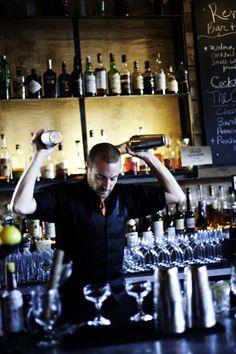 Revival Bar - Berkeley, CA : Great artisan cocktails & fabulous food in the heart of Berkeley.