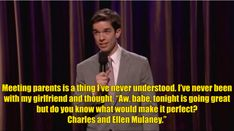 John Mulaney Parents