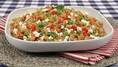Quinoa and Chickpea Salad With Tomato Vinaigrette - Recipes - Best Recipes Ever - Keep uncooked quinoa fresh by refrigerating it in an airtight container for up to six months. You can refrigerate cooked quinoa for up to three days.