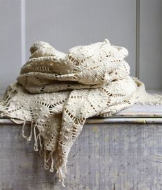 crochet bedspread~Great old pattern, not hard just very time consuming, but great if you want to keep busy. sqaues ae small and easy to work on.