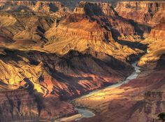 Here is a great shot of the Colorado River from Desert View on the south rim of the Grand Canyon. Colorado River from Desert View - Grand Canyon - large Grand Canyon National Park, National Parks, Colorado River, My Church, Great Shots, Old West, View Image, North America, Arizona