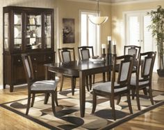 Ashley Furniture – Martini Studio RECT Dining Room EXT Table – D531-35