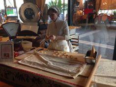 Italian Pasta on http://depointeenblanc.com/2014/01/07/rimini-rimini/