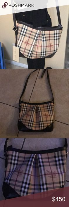 Burberry messenger It's a Burberry messenger I never used with tags no damage original I pay 795 but I don't have the recive Burberry Bags Crossbody Bags